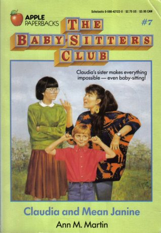 The babysitters club book 7