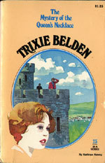 Mystery of the Queen's Necklace (Trixie Belden, # 23)
