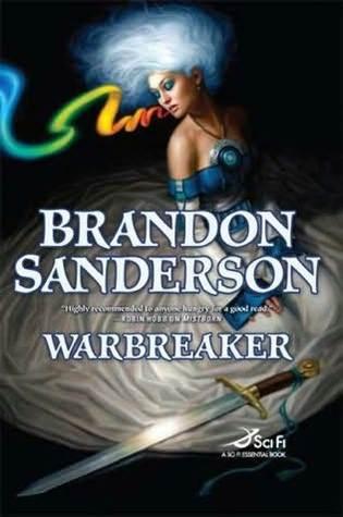 Warbreaker by Brandon Sanderson