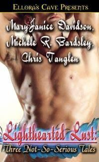 Lighthearted Lust: Three Not So Serious Tales (Wyndham Werewolf, #2.5)