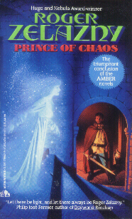 Prince of Chaos (The Chronicles of Amber #10) (Audible Release) - Roger Zelazny