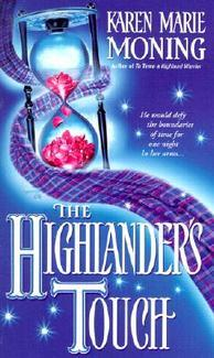The Highlander's Touch (Highlander, #3)
