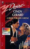 A Bride for Abel Greene (Silhouette Desire, #1052)