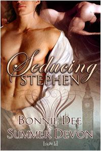 Review: Seducing Stephen by Bonnie Dee & Summer Devon