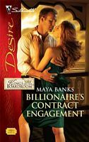 Billionaire's Contract Engagement (Silhouette Desire, #2001)