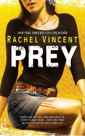 Prey (Shifters, #4)
