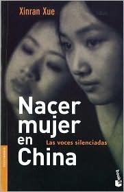 Reseña: Nacer mujer en china - Xinran Xue