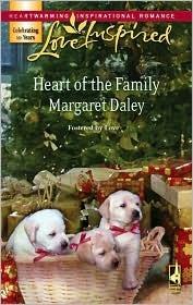 Heart of the Family (Love Inspired, #425)