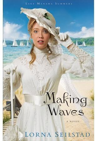 Making Waves (Lake Manawa Summers #1)