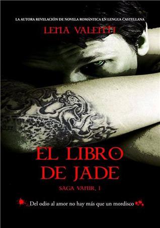 El Libro de Jade (Saga Vanir #1)
