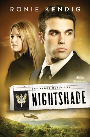 Nightshade (Discarded Heroes, #1)