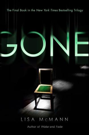 Gone (Dream Catcher, #3)
