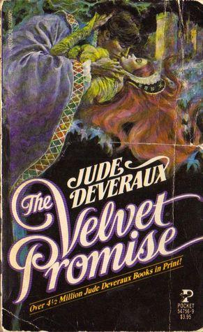 Velvet Promise (Montgomery Saga, #1)