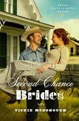 Second Chance Brides (Texas Boardinghouse Brides #2)