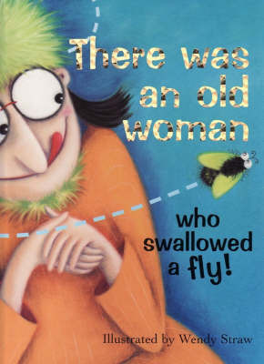 The lady who swallowed a fly book