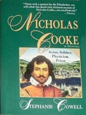 Nicholas Cooke (Nicholas Cooke #1)