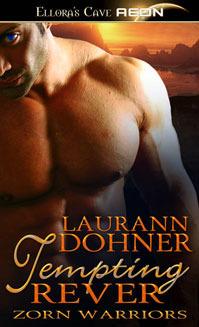 Tempting Rever (Zorn Warriors, #3)  - Laurann Dohner