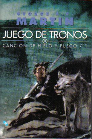 Juego de Tronos (Book 2) (Canción de Hielo y Fuego, #1)
