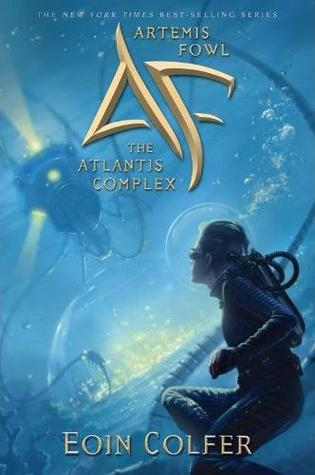 Book Review: Artemis Fowl: The Atlantis Complex