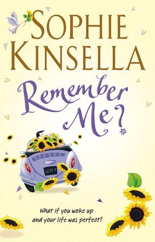remember me, sophie kinsella, book review remember me,