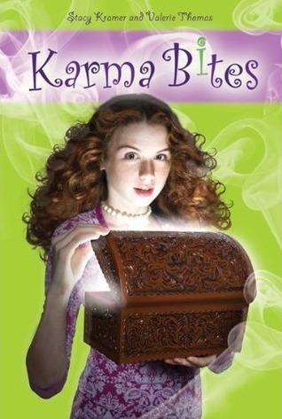 Book Review: Karma Bites
