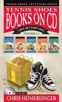 Tennis Shoes Adventure Series Books