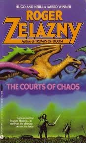 The Courts of Chaos (Amber Chronicles, #5) (Audible Release) - Roger Zelazny