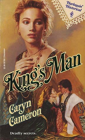 King's Man (Harlequin Historical, #106)