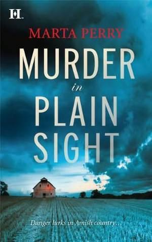 Murder in Plain Sight (Amish Suspense, #1)