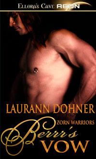 Berrr's Vow (Zorn Warriors, #4)  - Laurann Dohner