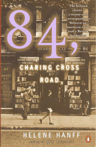 Book Review – 84, Charing Cross Road by Helene Hanff