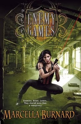 Enemy Games (Enemy, #2)