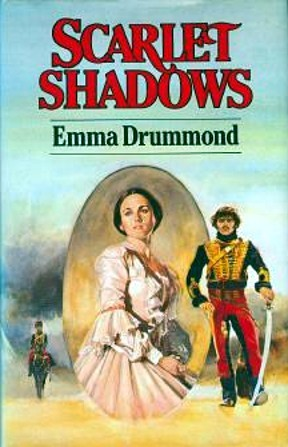 Scarlet Shadows by Emma Drummond