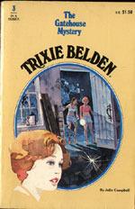The Gatehouse Mystery (Trixie Belden, #3)