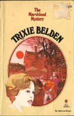 The Marshland Mystery (Trixie Belden, #10)