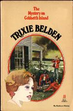 The Mystery on Cobbett's Island (Trixie Belden, #13)