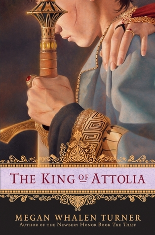 The King of Attolia (The Queen's Thief, #3)
