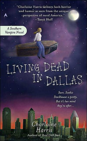 Review: Living Dead in Dallas by Charlaine Harris