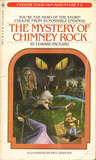 The Mystery Of Chimney Rock (Choose Your Own Adventure, #5)