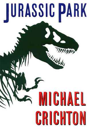 Image result for gregsbookhaven jurassic park book cover art