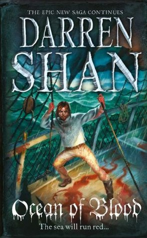 Ocean of Blood (Saga of Larten Crepsley, #2)