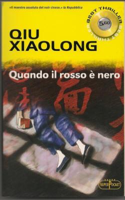 Quando il rosso è nero, di Qiu Xiaolong