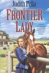 Frontier Lady (Lone Star Legacy, 1)
