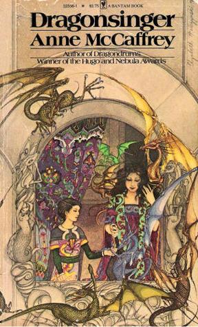 Dragonsinger (Pern: Harper Hall, #2)