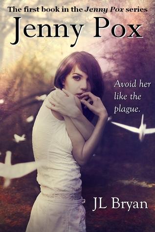 Jenny Pox (The Paranormals #1)