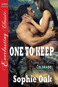 One to Keep (Nights in Bliss, Colorado, #3)