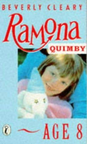 Ramona Quimby, Age 8 (Ramona, #6)