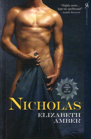 Nicholas (The Lords of Satyr, #1)