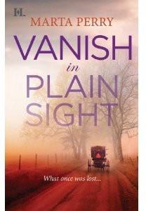 Vanish in Plain Sight (Amish Suspense, #2)