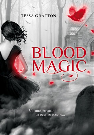 Blood Magic (Blood Magic, #1)